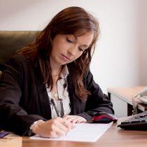 Estate Agent Helen Devereux